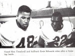 Kenny Treadwell & Ernie Edwards '63 season.