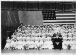 St. Mary's kindergarten graduation 1952 part 1.