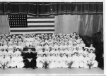 St. Mary's kindergarten graduation 1952 part 2.