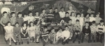 Miss Liddy's 4th grade class, Roosevelt School    L-R top row:  Bob Bennekamper, Jerry Kennedy, Douglas Keating,