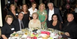 Table #14 - Dan & Nancy Lukas Podell '65; Joann Paul Malone '65; Kathy Paul Gyantar '67; Joe '63 & Sharon Cerchiaro;