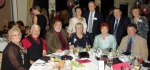 Table #10 - Tom & Lorraine Francen Kelly '65; Harry '65 & Linda Arnold; Robert'65 & Linda Temple; Geri Bloodbood '65