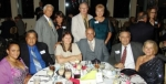 Table #17 - Ed 64 & Sandy Stokes; Joe & Donna Lubrano '65; Thomas '65 & Jane DiDonato; Winfield &a