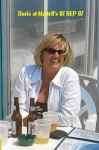 07 SEP 07 Doris Severance '65 at Martell's Tiki Bar