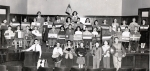 Roosevelt School Band 1949-50