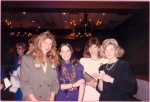 20th Reunion Maureen Ennis, Sue Roediger, Carolyn O'Brien & Marguerite O'Brien