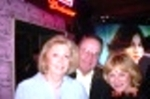 June Williams Crafton, Ed O'Connor and Marilyn Egolf Rocky at a bar in NJ in 2004.