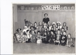 Miss VanNort's Kindergarten Class, Madison School.