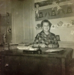 Mrs. Catherine Cashion  Kindergarten 1957-1958