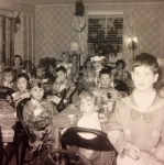 James Maye's Halloween Party 1958 - Image 5 of 5