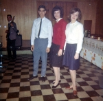 Skippy Keller, Diane Sica '66 & Nancy Combs '65