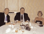 Bill Schumaker, Barry DeReamer '64 & Joanne Kreisberg