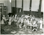 Kindergarten, 1952, Grover Cleveland School. Compliments of Bill Koczan