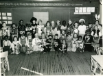 Second Grade, Halloween 1954, Grover Cleveland School. Compliments of Bill Koczan