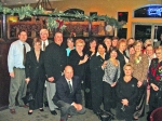 95 people were in attendance at Marilyn Laskowski Reed's Retirement Dinner Jan 8th, and many were Rahway graduates.